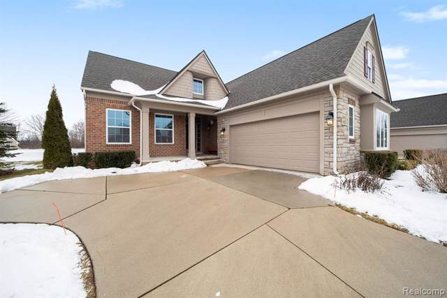 4021 Ardsley Court, Independence Twp, MI 48348 (#2200007457) :: The Mulvihill Group