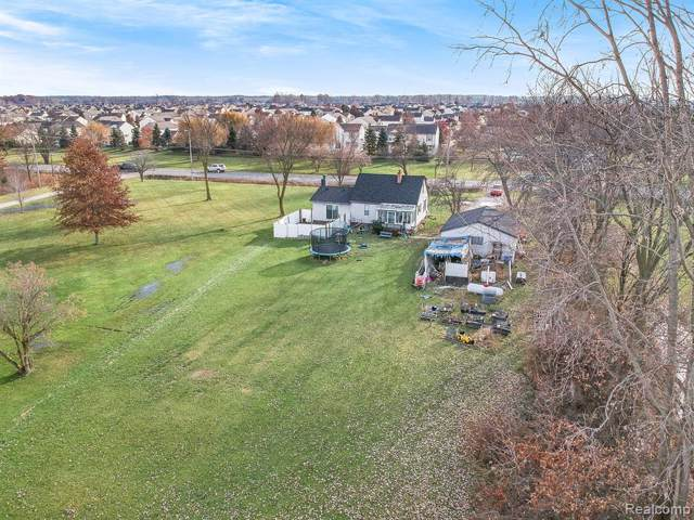 17701 26 MILE Road, Ray Twp, MI 48096 (#2200007651) :: The Mulvihill Group