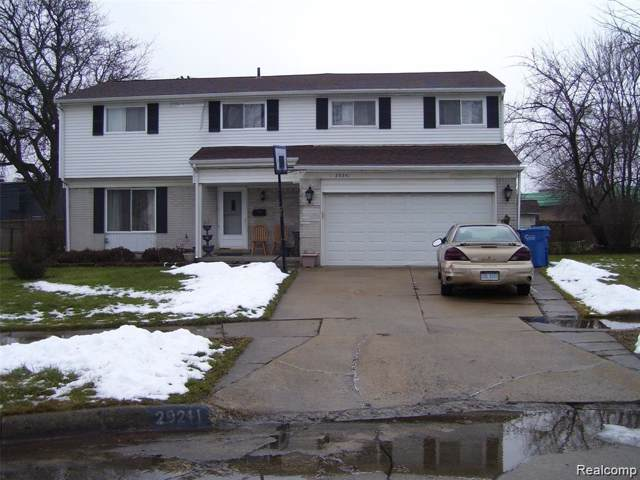 29241 Van Laan Drive, Warren, MI 48092 (#2200007672) :: The Buckley Jolley Real Estate Team