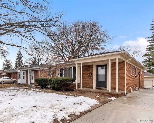 8846 Riverview, Redford Twp, MI 48239 (#2200007781) :: The Buckley Jolley Real Estate Team