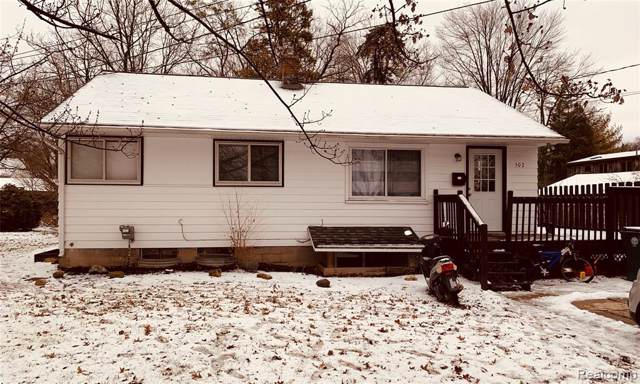 502 N Hagadorn Road, East Lansing, MI 48823 (#2200007792) :: The Buckley Jolley Real Estate Team