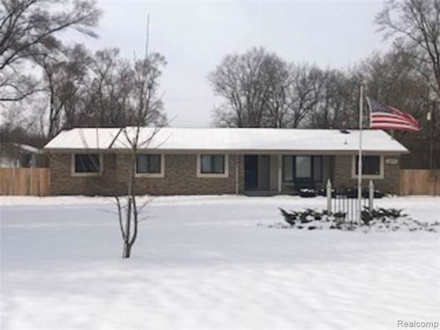 18094 Martinsville Road, Sumpter Twp, MI 48111 (#2200007933) :: The Mulvihill Group