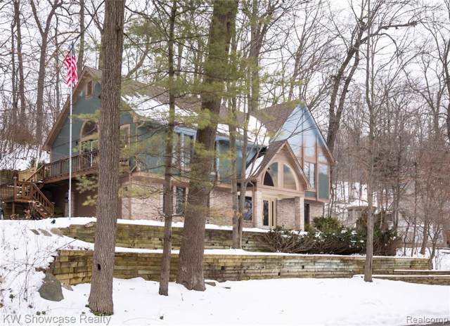 8835 Minne Wanna Road, Independence Twp, MI 48348 (#2200008039) :: The Buckley Jolley Real Estate Team