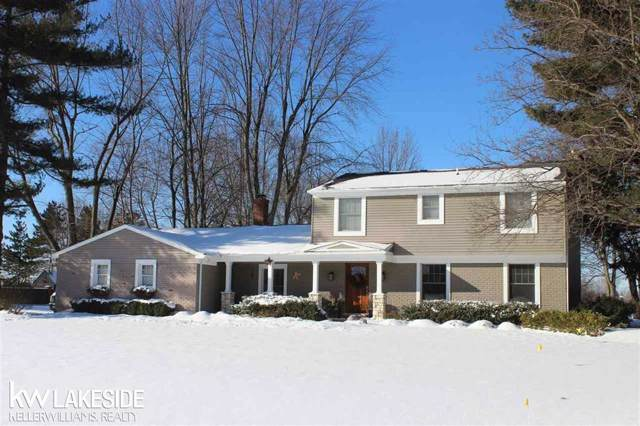 68329 Wingate, Washington Twp, MI 48094 (#58050004702) :: The Mulvihill Group