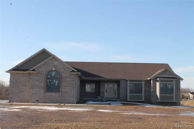 5787 Jada Drive, Highland Twp, MI 48356 (#2200008356) :: The Buckley Jolley Real Estate Team