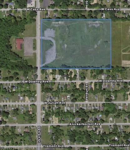 N Detroit Street, Mt. Morris Twp, MI 48505 (#2200008496) :: The Mulvihill Group