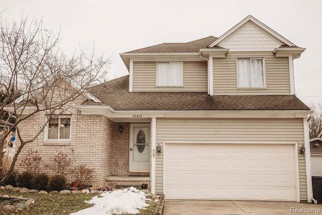 50810 Holt Street, New Baltimore, MI 48047 (#2200008659) :: The Buckley Jolley Real Estate Team