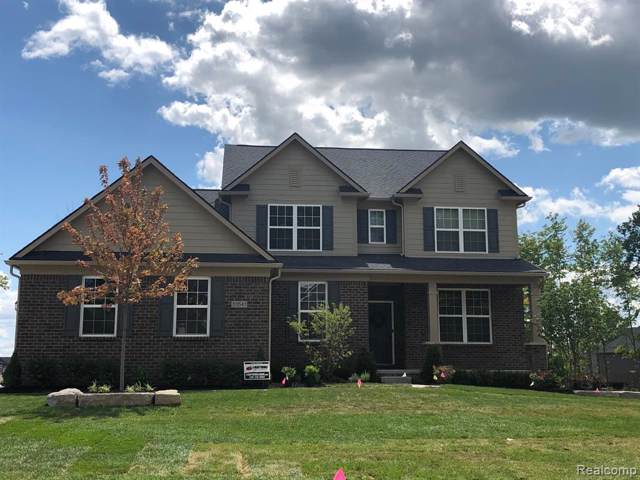 24610 Clarendon Court, Lyon Twp, MI 48178 (#2200008901) :: The Mulvihill Group