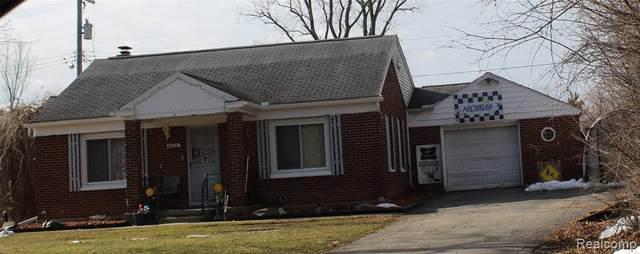 8470 M-36, Green Oak Twp, MI 48189 (#2200009593) :: The Buckley Jolley Real Estate Team