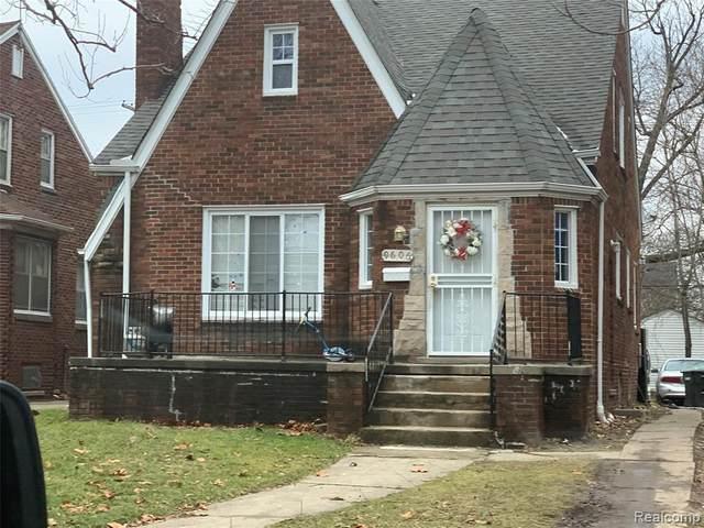 9606 Ward St, Detroit, MI 48227 (MLS #2200009658) :: The Toth Team