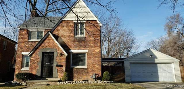 17359 Edinborough Road, Detroit, MI 48219 (MLS #2200009810) :: The Toth Team
