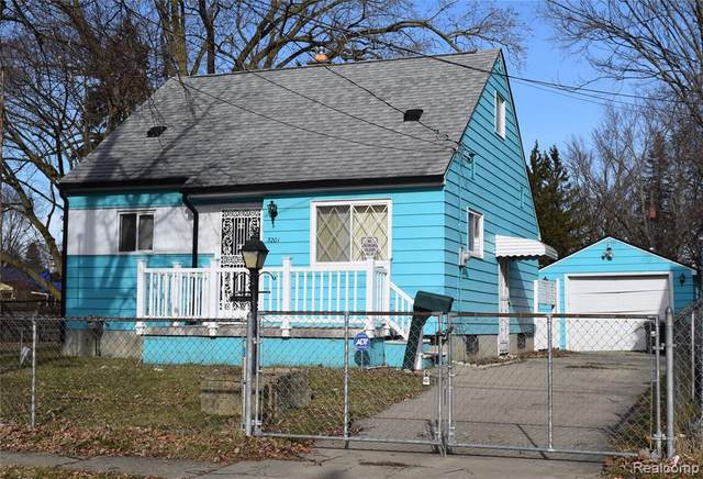 3201 Montana Avenue, Flint, MI 48506 (#2200009815) :: The Buckley Jolley Real Estate Team