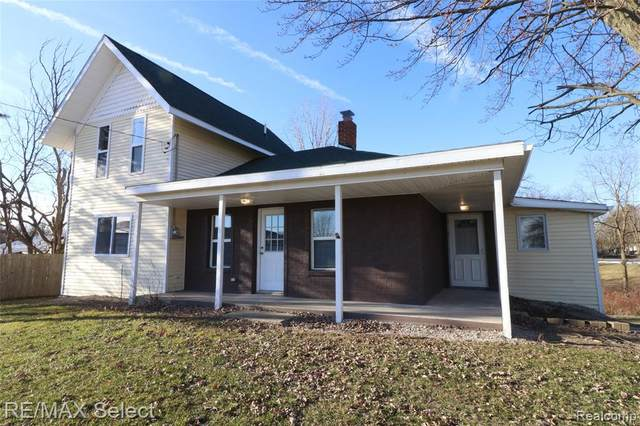 12037 Liberty Street, Vienna Twp, MI 48420 (#2200009870) :: The Buckley Jolley Real Estate Team