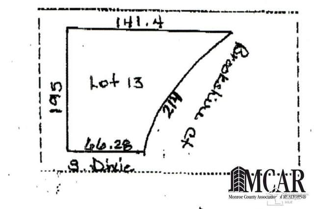 5291 W Brookshire Ct, Monroe, MI 48161 (MLS #57050005169) :: The John Wentworth Group