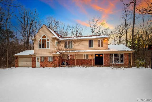280 Canterbury Road, Bloomfield Hills, MI 48304 (#2200010352) :: RE/MAX Nexus