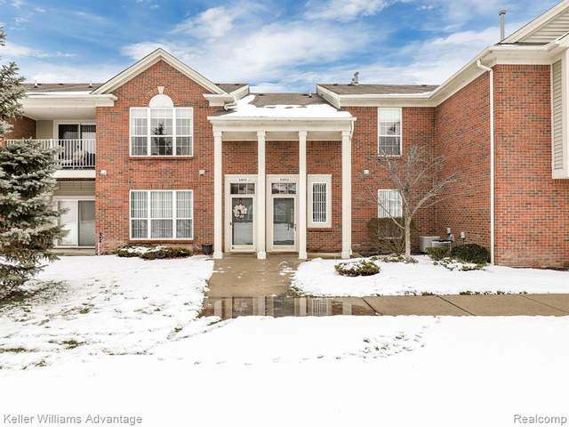 51653 Hale Lane, Chesterfield Twp, MI 48051 (#2200010367) :: The Buckley Jolley Real Estate Team