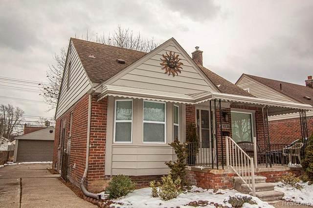 21036 Sunnydale Street, Saint Clair Shores, MI 48081 (#2200010452) :: GK Real Estate Team