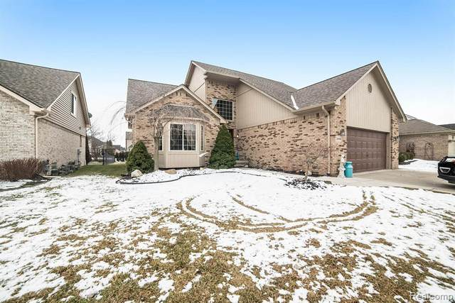 28006 Graham Drive, Chesterfield Twp, MI 48047 (#2200010598) :: The Buckley Jolley Real Estate Team