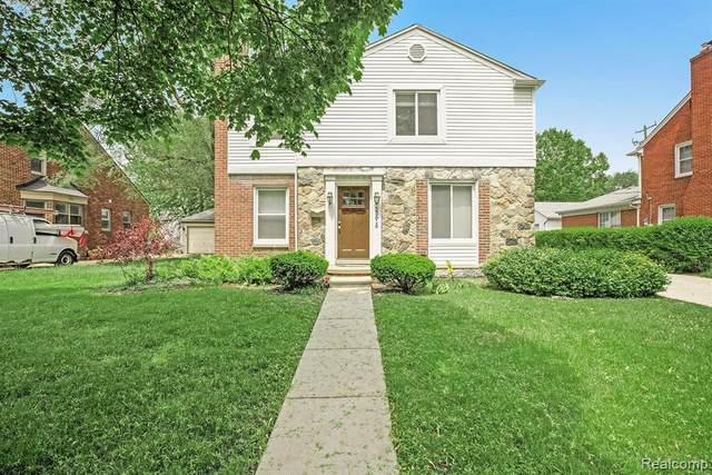 23616 Marshall Street, Dearborn, MI 48124 (#2200010865) :: The Buckley Jolley Real Estate Team