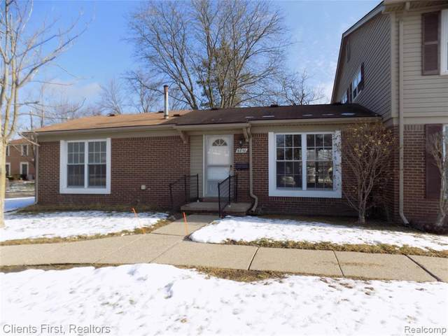 6858 New Providence Way, Canton Twp, MI 48187 (#2200011096) :: RE/MAX Classic