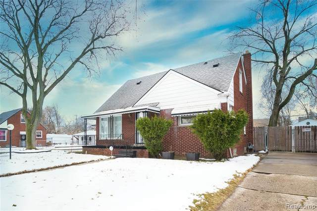 20401 Harned Street, Detroit, MI 48234 (#2200011125) :: The Buckley Jolley Real Estate Team