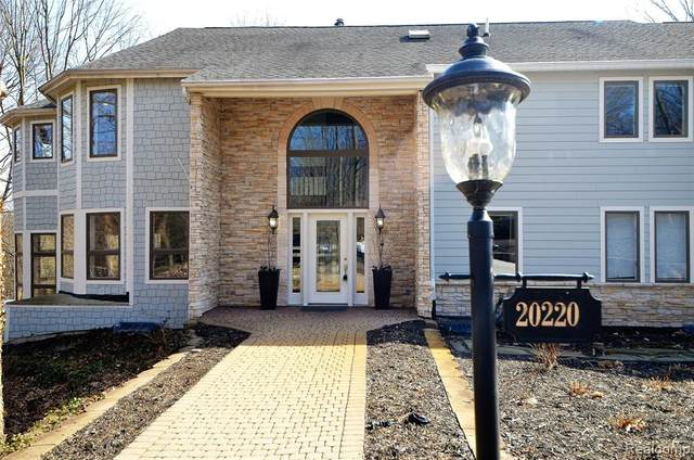 20220 Beck (Private) Road, Northville Twp, MI 48167 (MLS #2200011259) :: The Toth Team