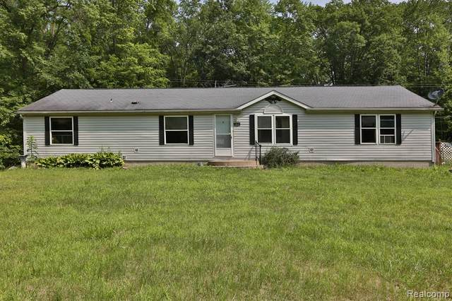 44520 Wear Road, Sumpter Twp, MI 48111 (#2200011512) :: The Mulvihill Group
