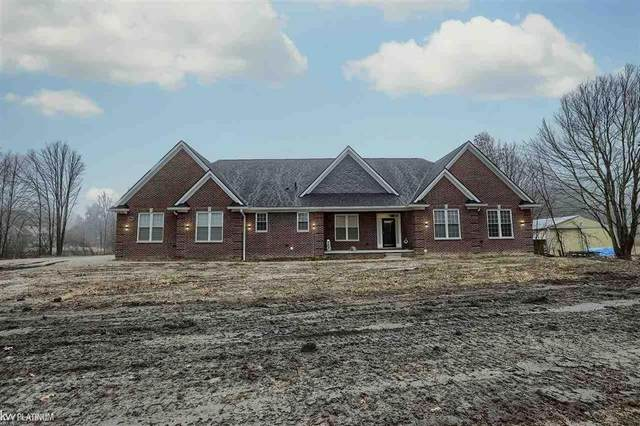 4651 Starville Rd, China Twp, MI 48054 (MLS #58050005591) :: The Toth Team
