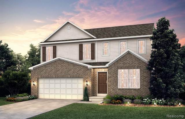 51365 Mayfield Drive, Chesterfield Twp, MI 48051 (#2200011566) :: The Buckley Jolley Real Estate Team