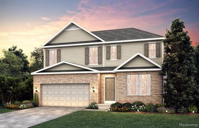 51359 Mayfield Drive, Chesterfield Twp, MI 48051 (#2200011573) :: The Buckley Jolley Real Estate Team