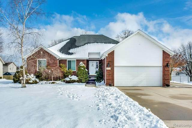 3188 Fanone Drive, Port Huron Twp, MI 48060 (#2200011586) :: The Buckley Jolley Real Estate Team