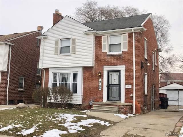 19198 Hartwell Street, Detroit, MI 48235 (#2200011600) :: The Buckley Jolley Real Estate Team