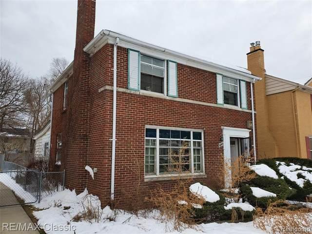8088 Meyers Road, Detroit, MI 48228 (#2200011694) :: The Buckley Jolley Real Estate Team