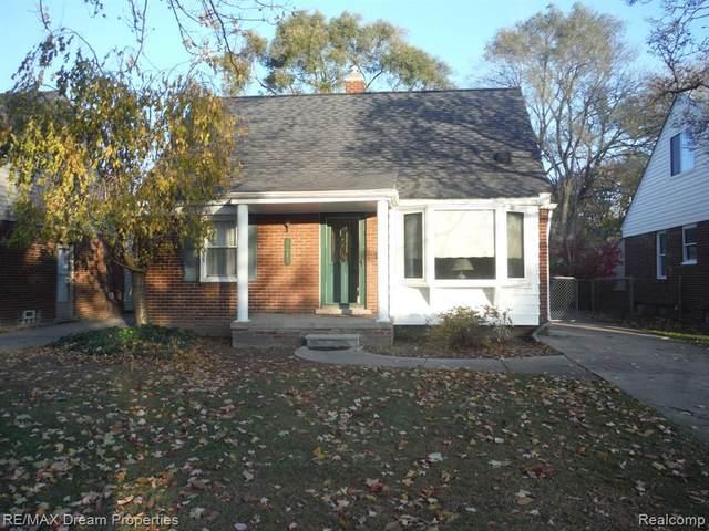 3613 Merrick Street, Dearborn, MI 48124 (#2200011742) :: The Buckley Jolley Real Estate Team