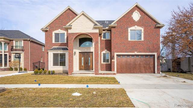 26408 Cecile Street, Dearborn Heights, MI 48127 (#2200011898) :: The Buckley Jolley Real Estate Team