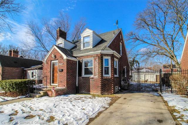 19009 Rolandale Street, Detroit, MI 48236 (#2200011906) :: The Buckley Jolley Real Estate Team