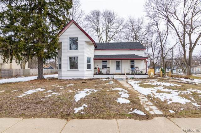 20910 Inkster Road, Southfield, MI 48033 (#2200011910) :: Alan Brown Group