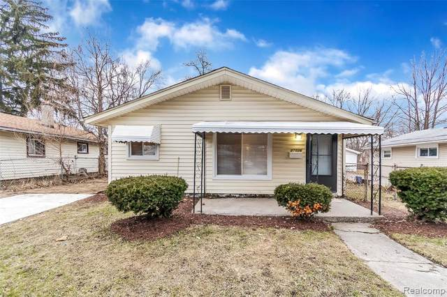 27026 Florence Street, Inkster, MI 48141 (MLS #2200011969) :: The Toth Team