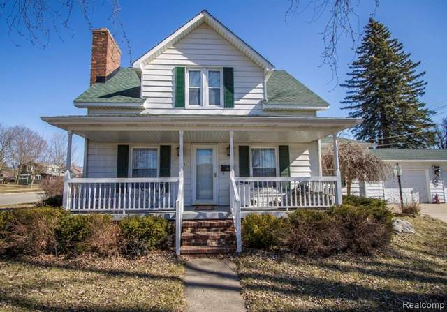 4544 Brooker Street, Cass City Vlg, MI 48726 (#2200011971) :: The Buckley Jolley Real Estate Team