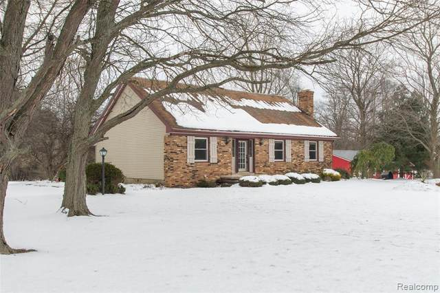 2421 Atwell Road, Attica Twp, MI 48412 (#2200012036) :: The Buckley Jolley Real Estate Team