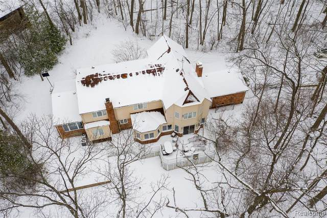 280 Canterbury Road, Bloomfield Hills, MI 48304 (#2200012084) :: RE/MAX Nexus