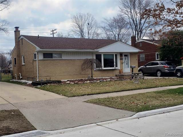16705 Windermere Circle, Southgate, MI 48195 (#2200012113) :: The Buckley Jolley Real Estate Team
