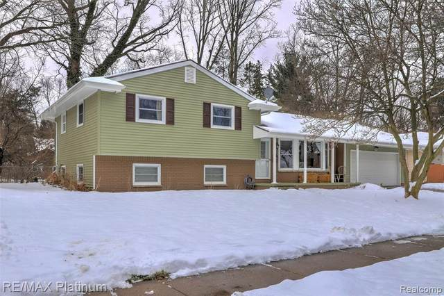 1538 Cahill Drive E, East Lansing, MI 48823 (#2200012120) :: The Buckley Jolley Real Estate Team