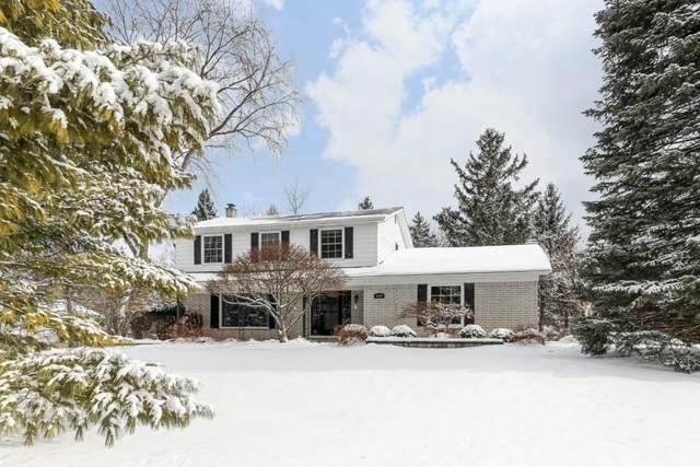 4390 Crestline Drive, Scio, MI 48103 (#543271181) :: The Buckley Jolley Real Estate Team