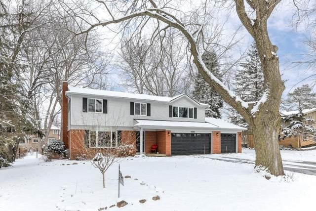 4350 Eastgate Drive, Webster, MI 48103 (#543271188) :: The Buckley Jolley Real Estate Team