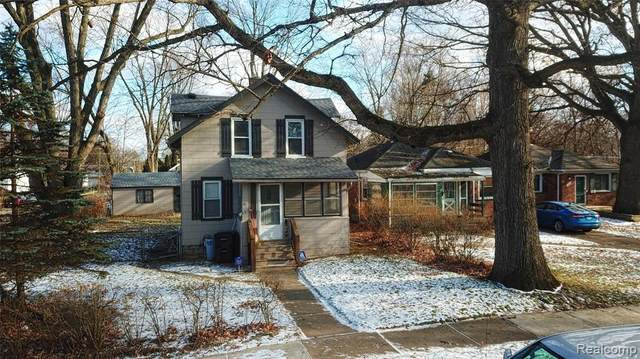 18516 Garfield, Redford Twp, MI 48240 (#2200012261) :: The Buckley Jolley Real Estate Team