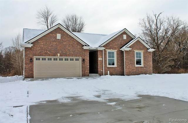 43483 Saltz Road, Canton Twp, MI 48187 (#2200012292) :: The Buckley Jolley Real Estate Team