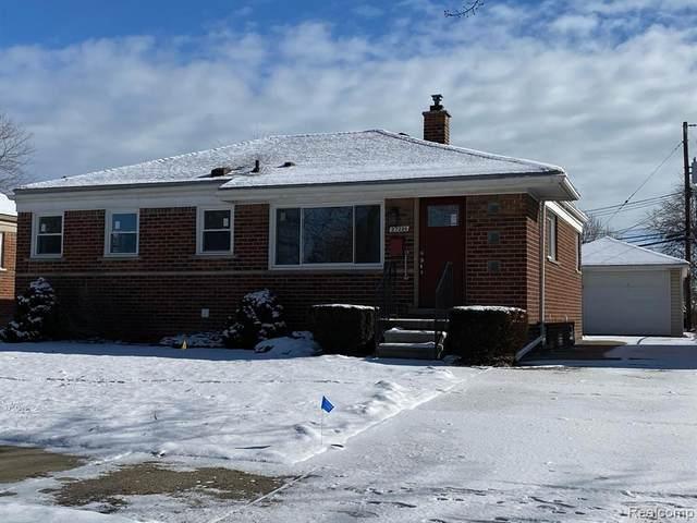 27224 Larchmont Street, Saint Clair Shores, MI 48081 (#2200012406) :: GK Real Estate Team