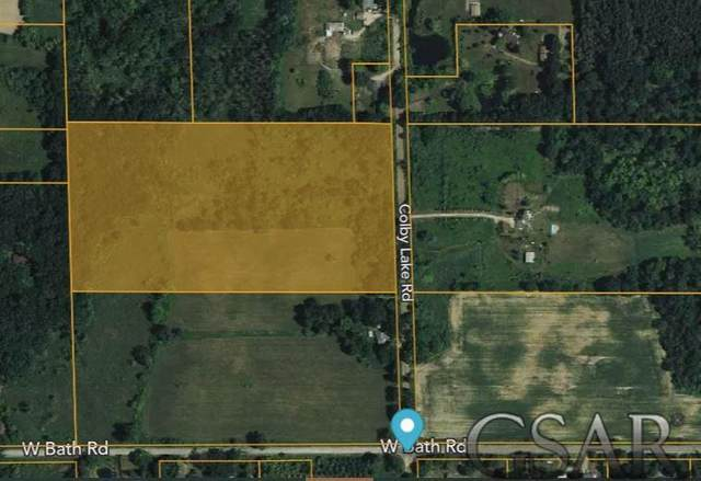 00 Colby Lake Rd, Woodhull Twp, MI 48848 (#60050005839) :: The Mulvihill Group