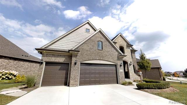 60315 Stonecrest Drive, Washington Twp, MI 48094 (#2200012451) :: The Buckley Jolley Real Estate Team
